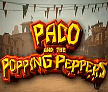 Игровые аппараты Paco And Popping Peppers — знакомство с веселым мексиканцем